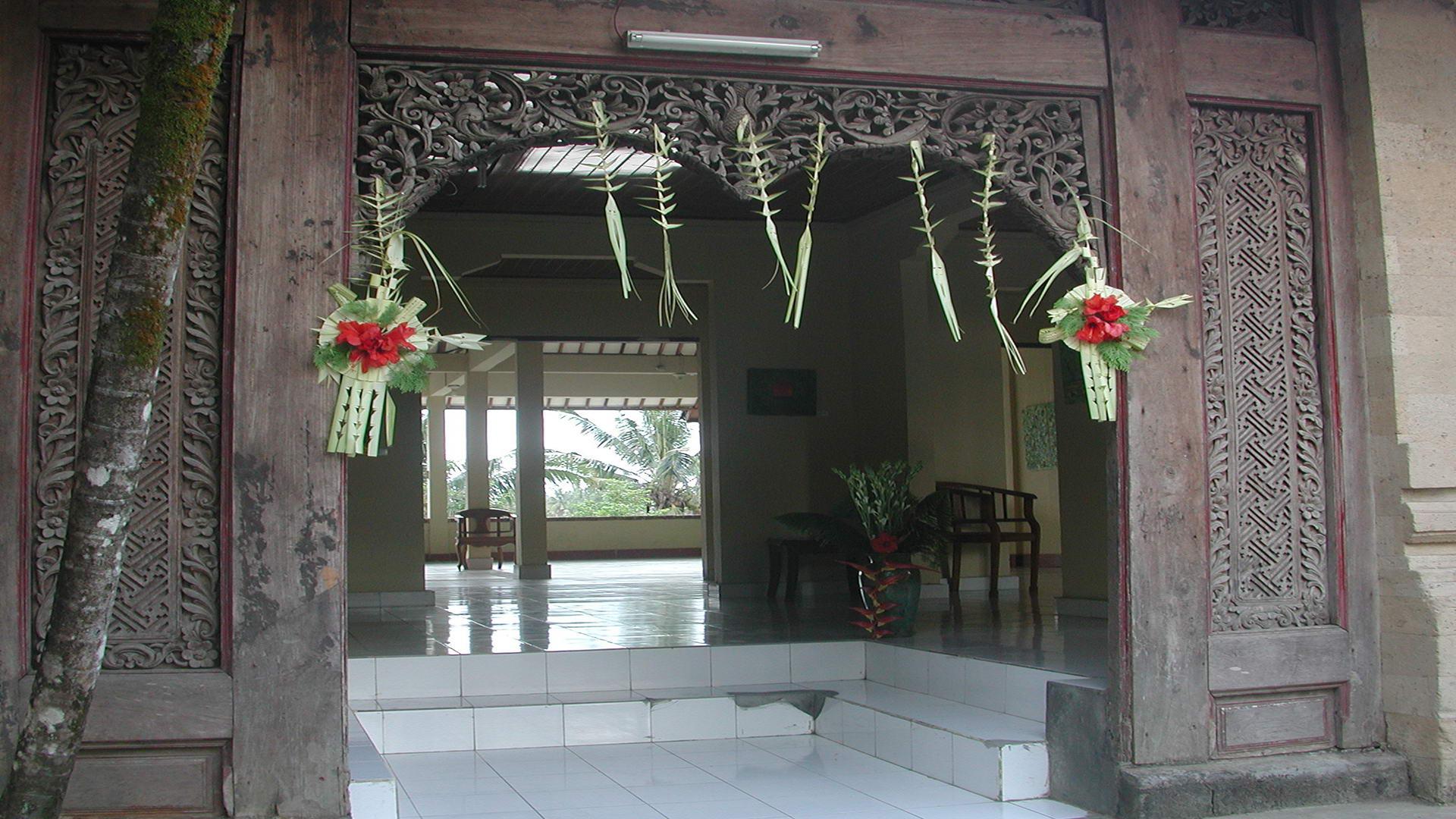 IM YANG artspace - The Front Door
